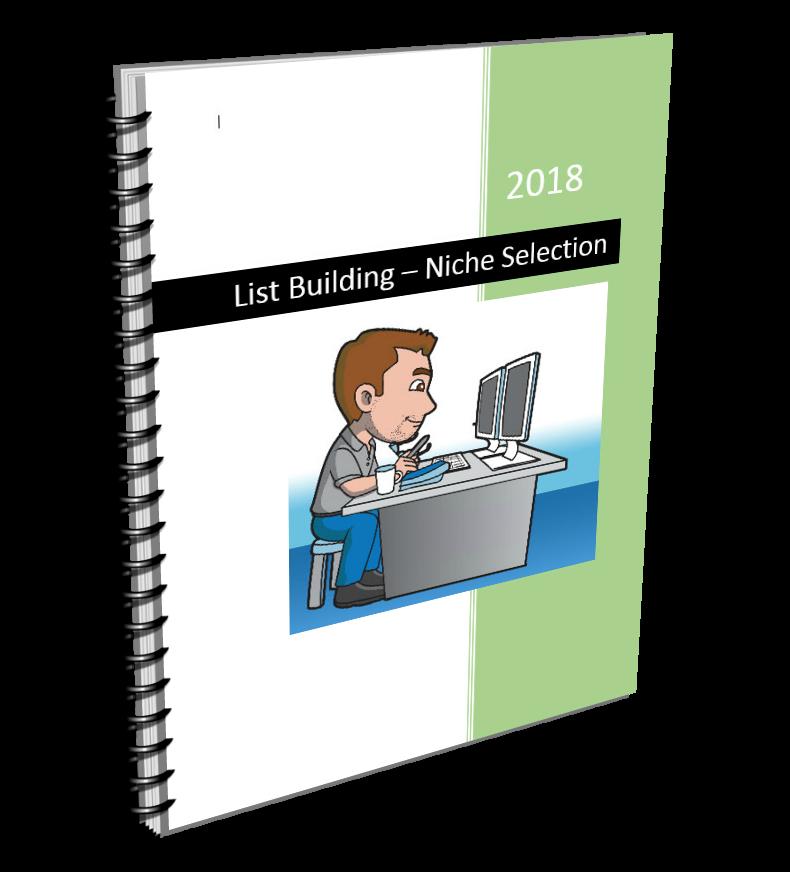 List Building Niche Selection