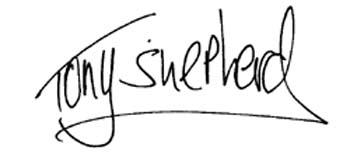Tony Shepherd